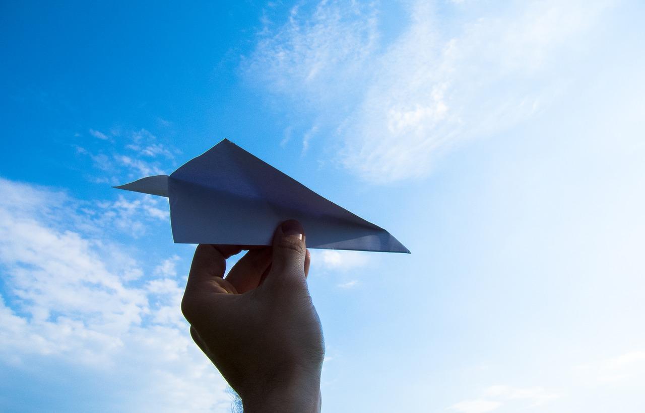 Demain, je serai… pilote d'avion !