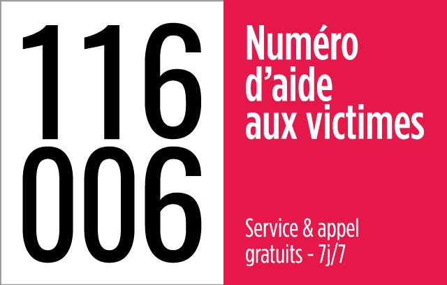 116 006 : le nouveau numéro gratuit d'aide aux victimes