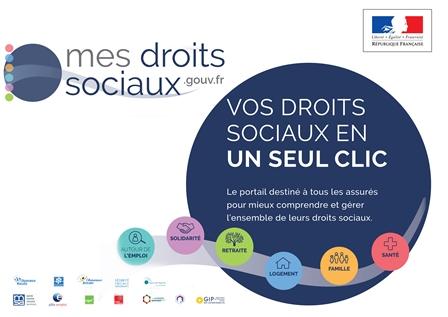 Le portail mesdroitssociaux.gouv.fr s'enrichit !