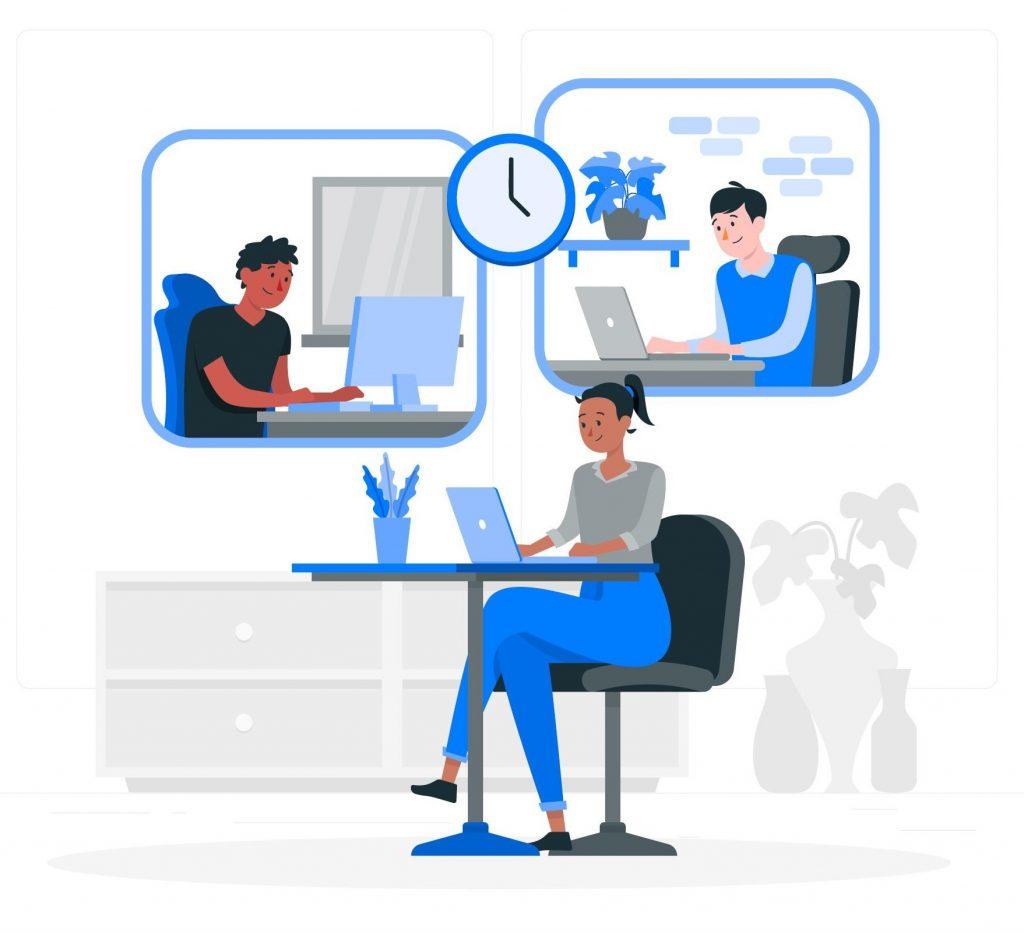 Equipement numérique et espaces de coworking