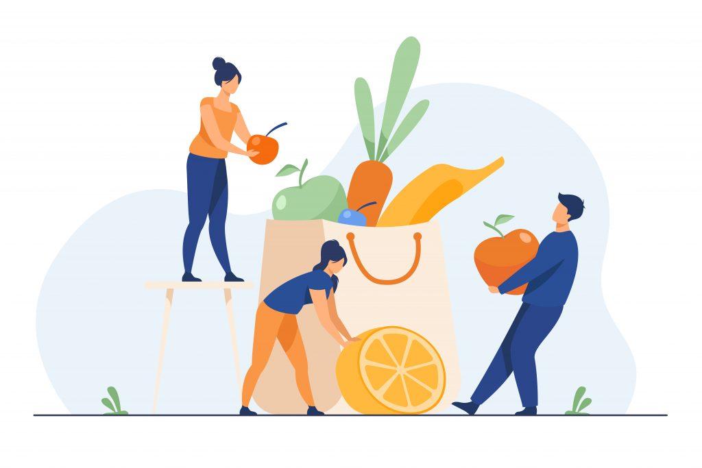 Alimentation : aides et ressources